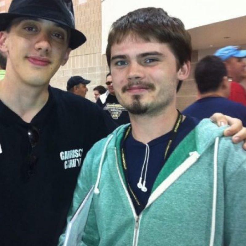 Ahora el joven tiene 26 años y su nombre real es Jack Broadbent. Foto:vía instagram.com/lizgil7