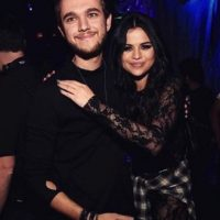 Zedd y Selena Gómez Foto: Getty Images