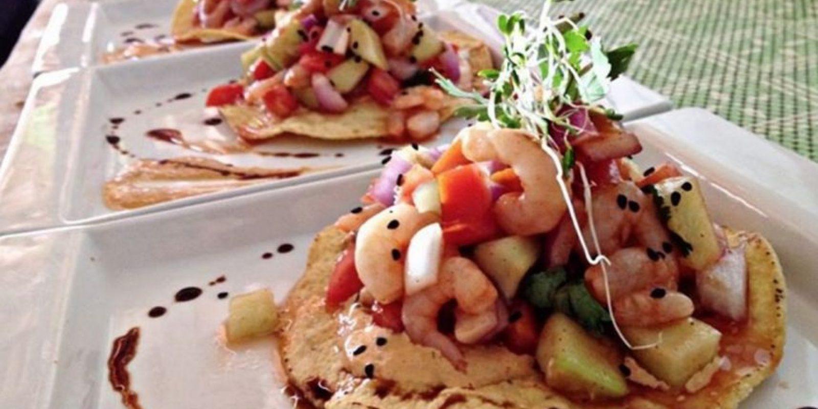 3- La presentación es primordial. Foto:vía instagram.com/chef__natalia