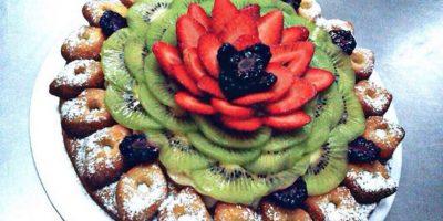 Natalia señala que siempre es bueno compartir fotos de la comida que les gusta y en el momento en el que lo están haciendo o comiendo. Foto:vía instagram.com/chef__natalia