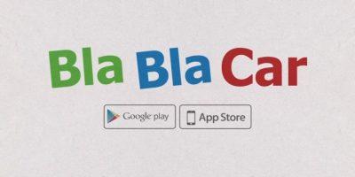 La app está disponible para iOS y Android. Foto:vía BlaBlaCar
