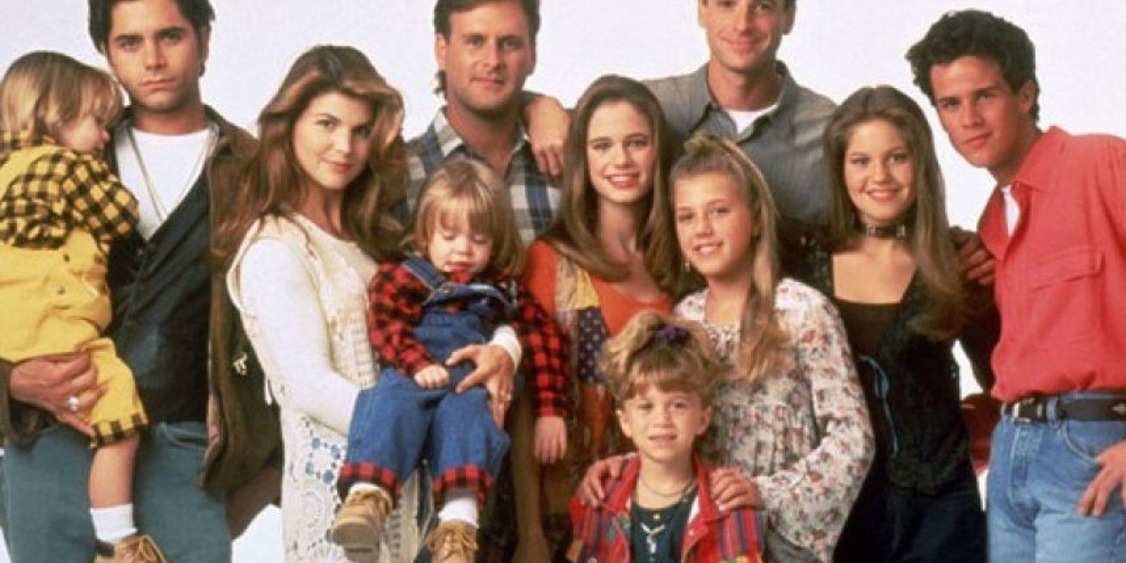 """""""Fuller House"""" es el spin-off de la serie que protagonizara Mary-Kate y Ashley Olsen en los años 90. Foto:IMDb"""