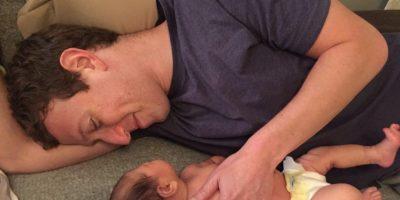 Con el nacimiento de Max, Mark anunció una donación de 45 mil millones de dólares. Foto:facebook.com/zuck