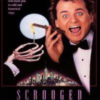 """5- Scrooged. Conocida en Latinoamérica como """"Los fantasmas contraatacan"""" y """"Los fantasmas atacan al jefe"""", es una comedia estrenada en 1988 que moderniza la novela de Charles Dickens, Cuento de Navidad. Foto:vía Netflix"""