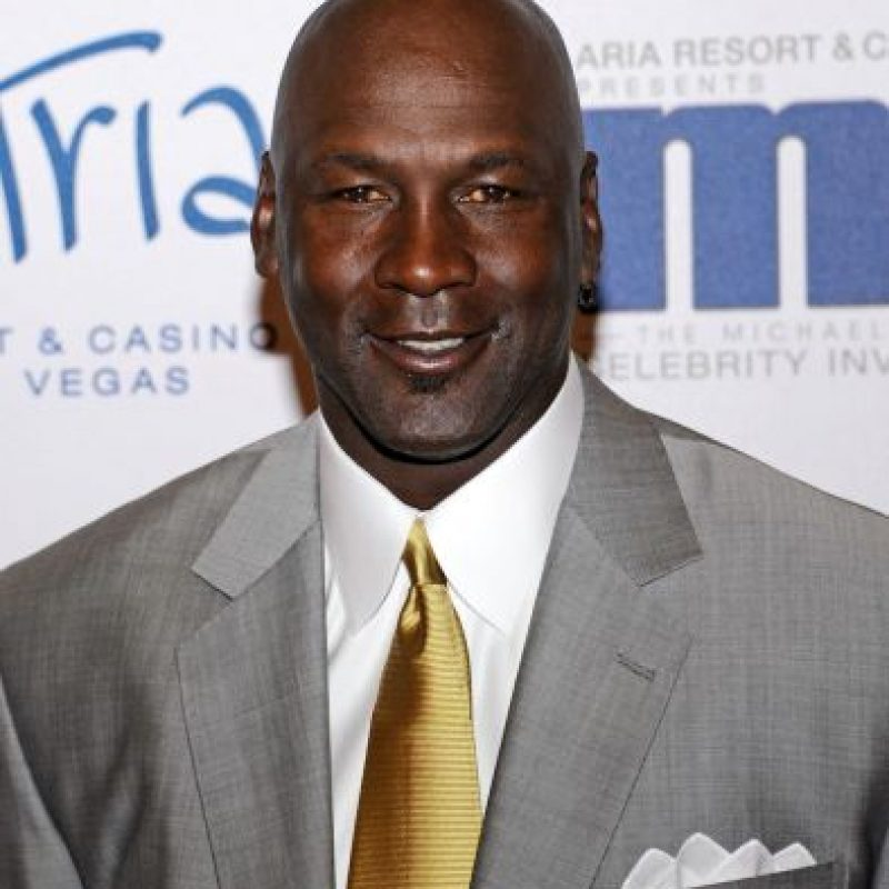 Michael Jordan es considerado el mejor basquetbolista de la historia y uno de los más grandes deportistas de todos los tiempos. Foto:Getty Images