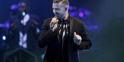SexyBack de Justin Timberlake Foto: Getty Images