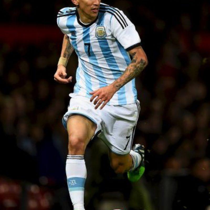 Ángel di María (Argentina) – 60 millones de euros Foto:Getty Images
