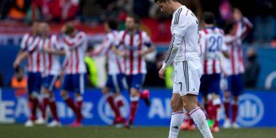 """Los """"Colchoneros"""" los golearon 4-0 en el Vicente Calderón. Foto:Getty Images"""