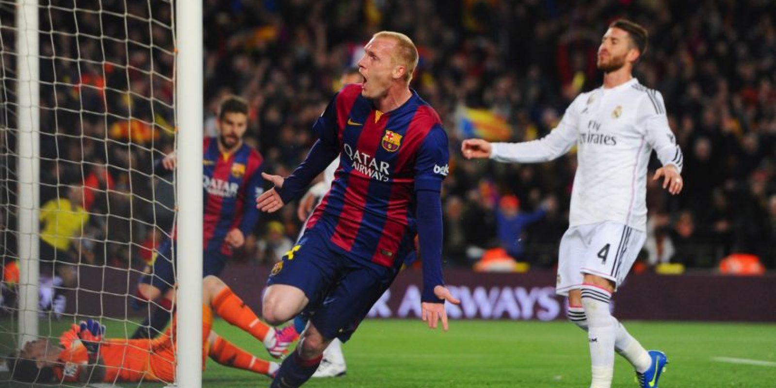 Esto ocurrió en el Camp Nou el pasado 22 de marzo. Foto:Getty Images