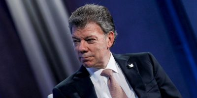 Juan Manuel Santos, 2015 Foto: Getty Images
