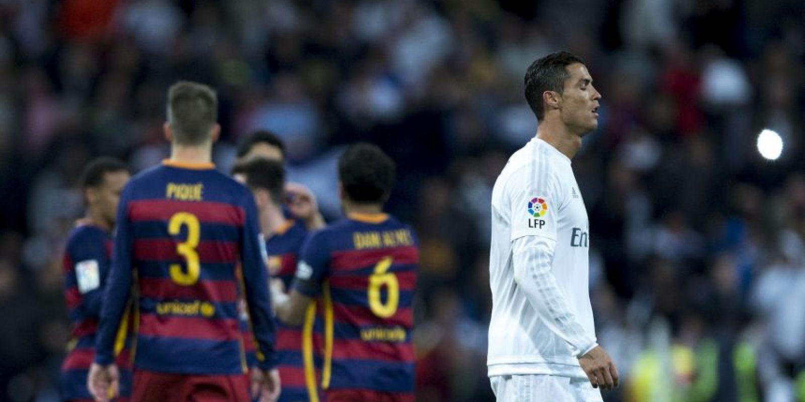 Barcelona los goleó 4-0 sin Lionel Messi como titular. Foto:Getty Images