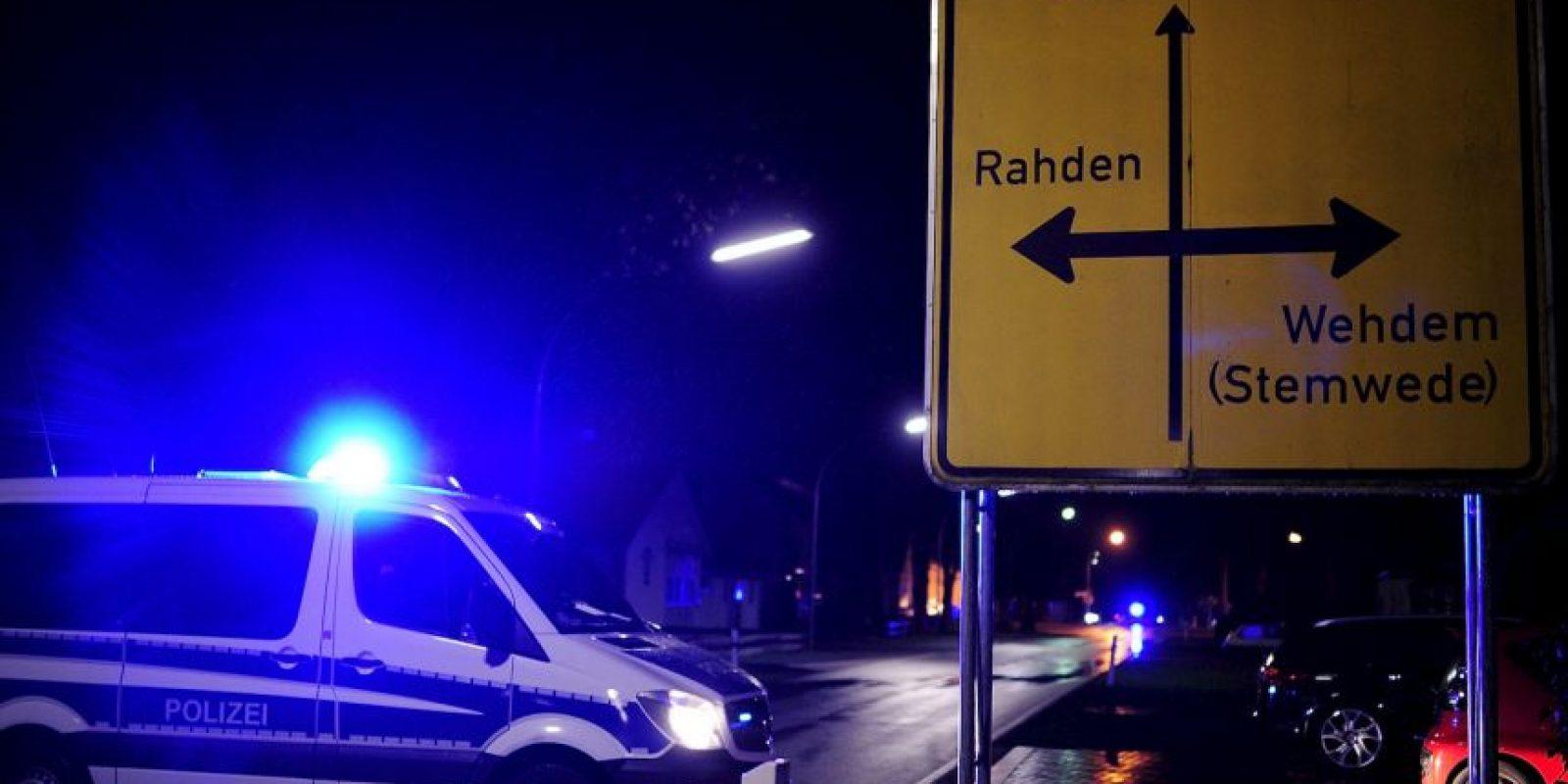 Tanto en Bélgica como en Francia se han hecho redadas para detener a los responsables Foto:Getty Images