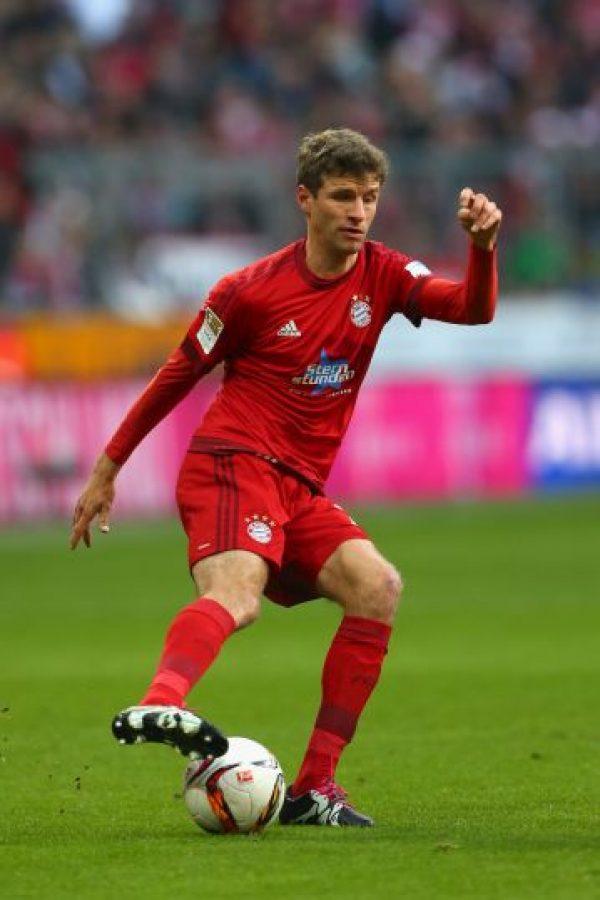 Thomas Müller (Alemania, Bayern Múnich) Foto:Getty Images
