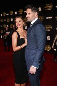 Sofía Vergara y Joe Manganiello Foto:Getty Images