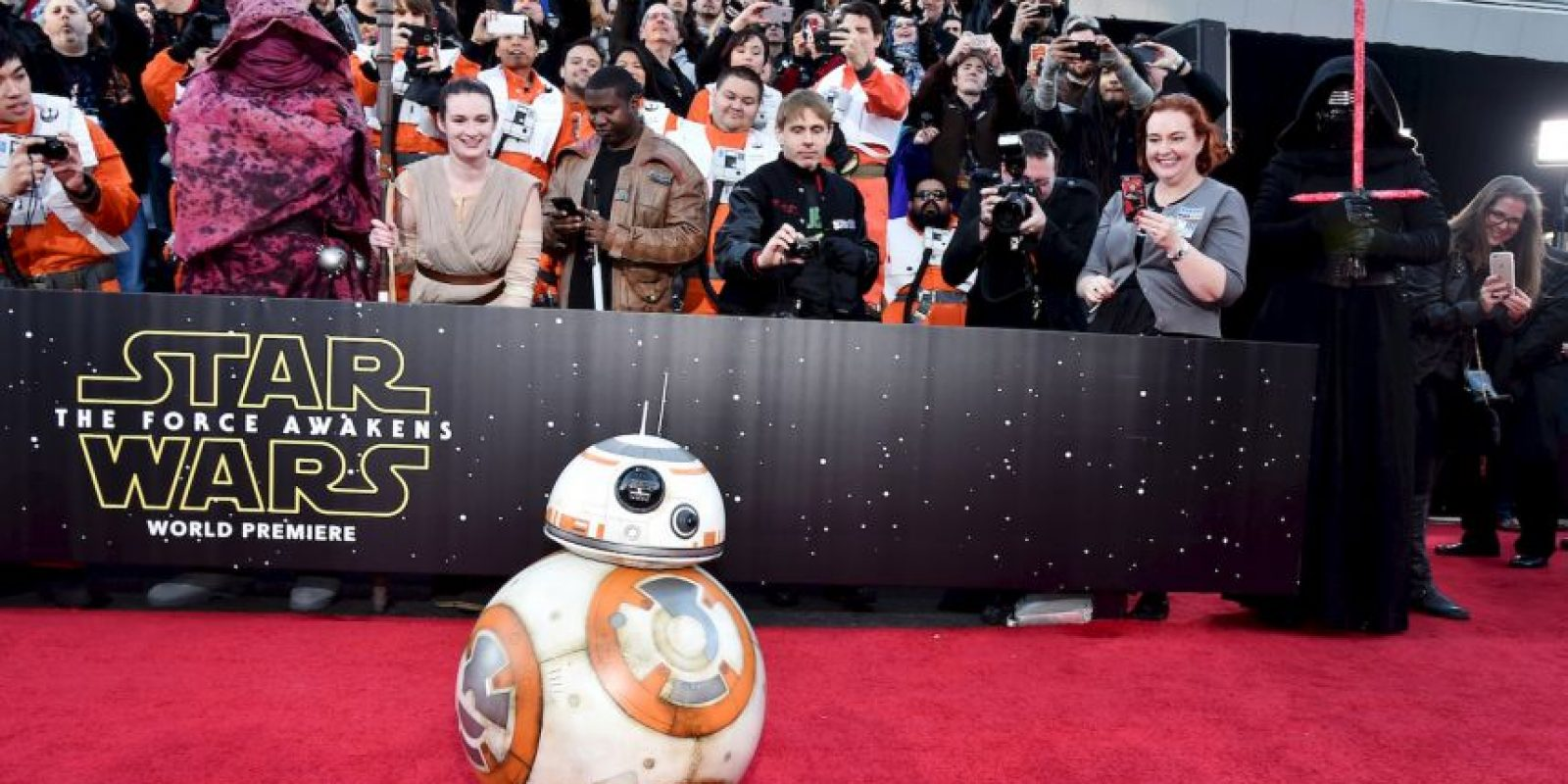 BB-8 Foto: Getty Images