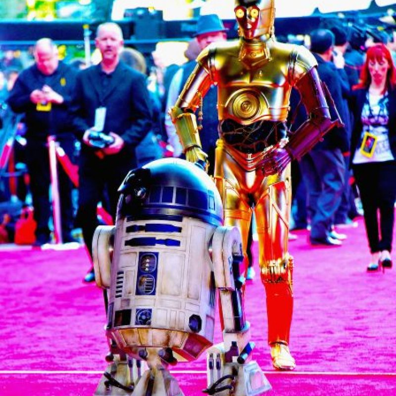 R2-D2, C-3PO Foto: Getty Images