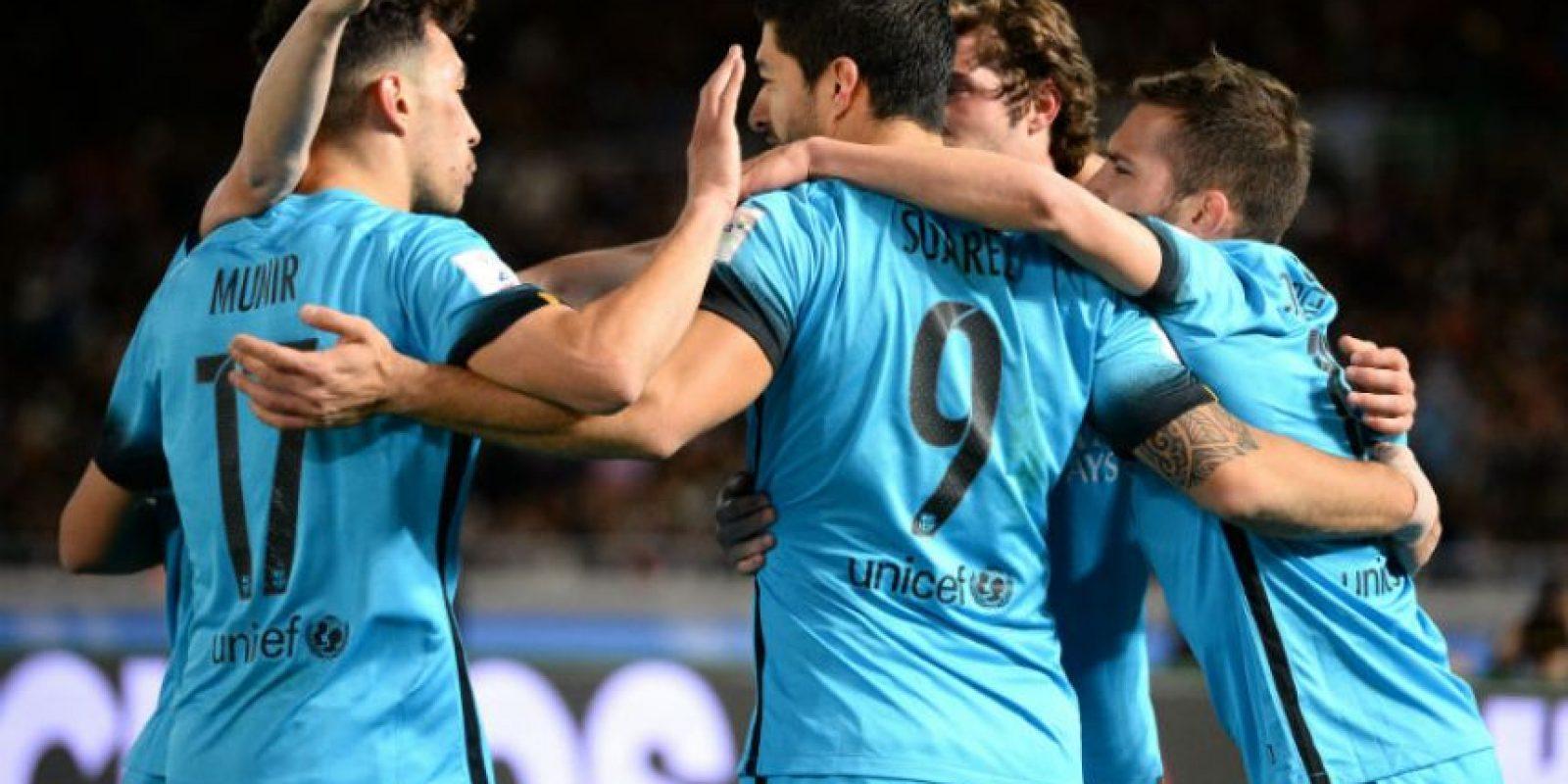 1. Es la quinta final consecutiva que disputan los campeones de la Champions y la Libertadores Foto:Getty Images
