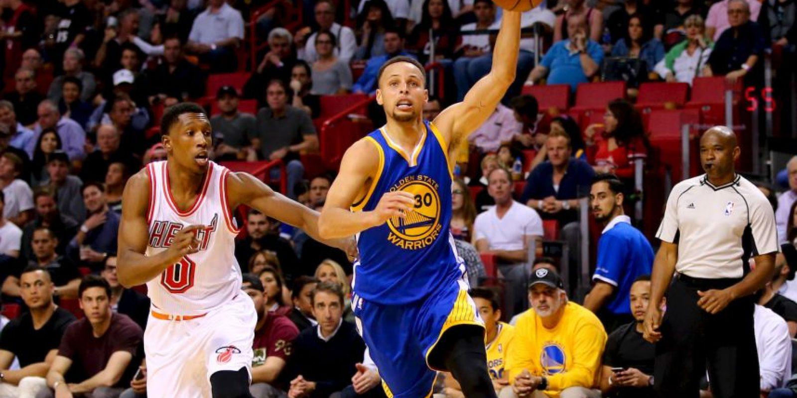 Stephen Curry volverá a ser el MVP de la NBA Foto:Getty Images
