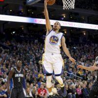 Es el líder de los campeones Golden State Warriors Foto:Getty Images