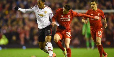 En vivo: Manchester United F.C. vs Liverpool, Europa League octavos de final