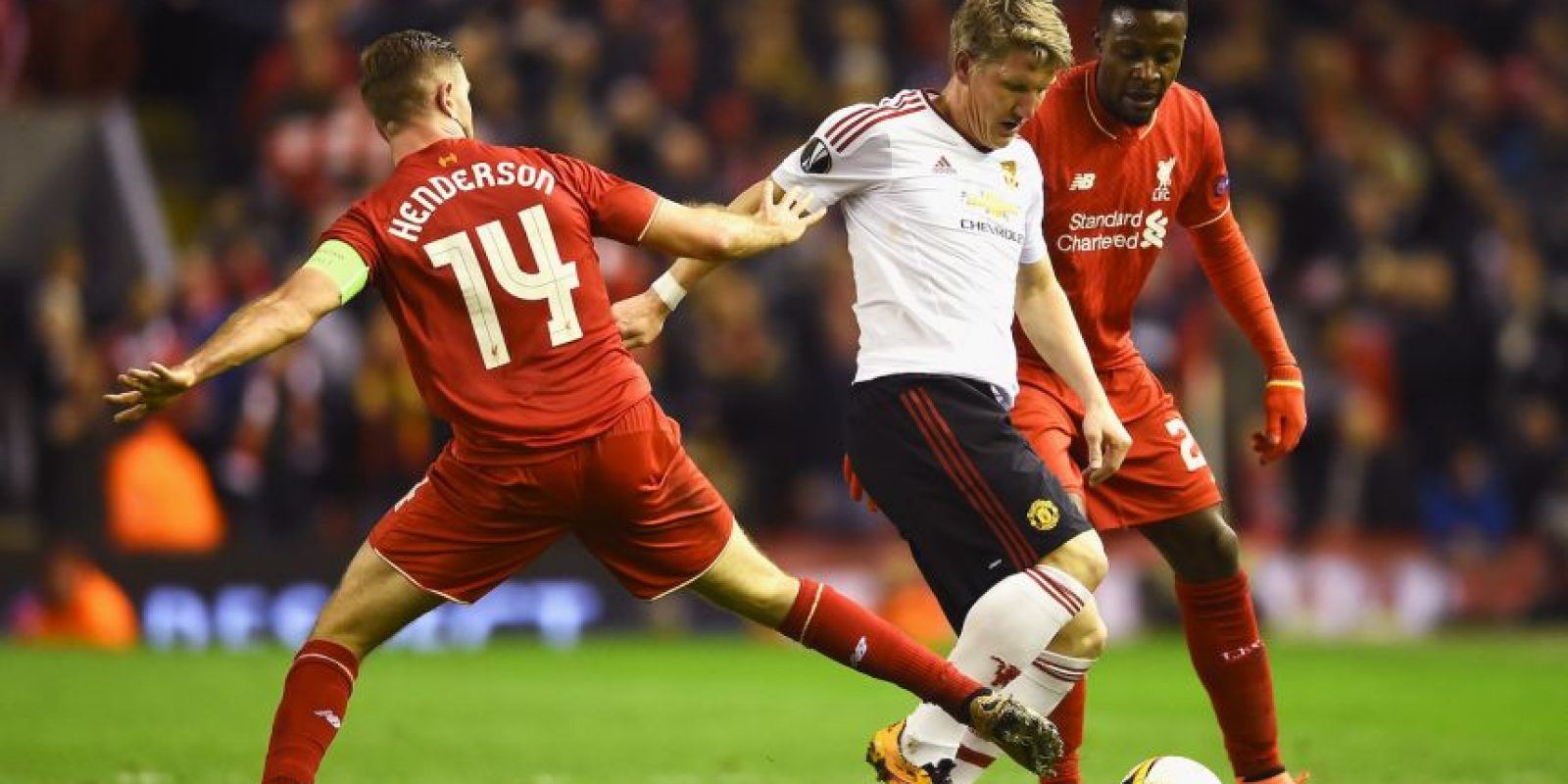 Se define el derbi inglés en los octavos de final de la Europa League Foto:Getty Images