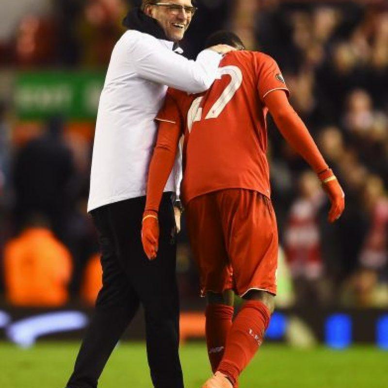 """Los """"Reds"""" se llevaron una ventaja de dos goles del partido de ida Foto:Getty Images"""