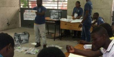 OEA afirma resultados elecciones Haití