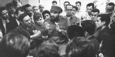 Líder de la Revolución Cubana. Durante casi seis años, Fidel Castro encabezó la lucha armada revolucionaria que llevó a la caída de la dictadura del general Fulgencio Batista el 1 de enero de 1959. El Comandante se mantuvo durante esos años en el campo de batalla delante del ejército guerrillero que logró derrocar a Batista y que permanece en el poder más de cinco décadas más tarde. Foto:CREATIVE COMMONS | GETTY
