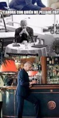 Los mejores memes del despido de José Mourinho como DT del Chelsea Foto:Twitter