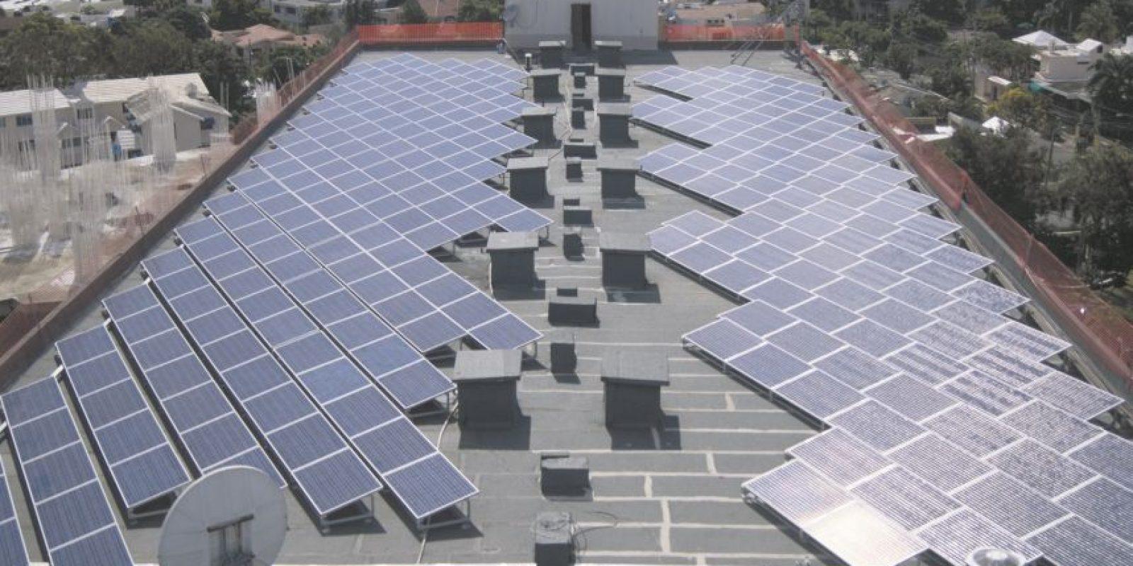 El sector privado se queja de que le quieran cambiar las reglas de juego a los proyectos de energía solar. Foto:Roberto Guzmán