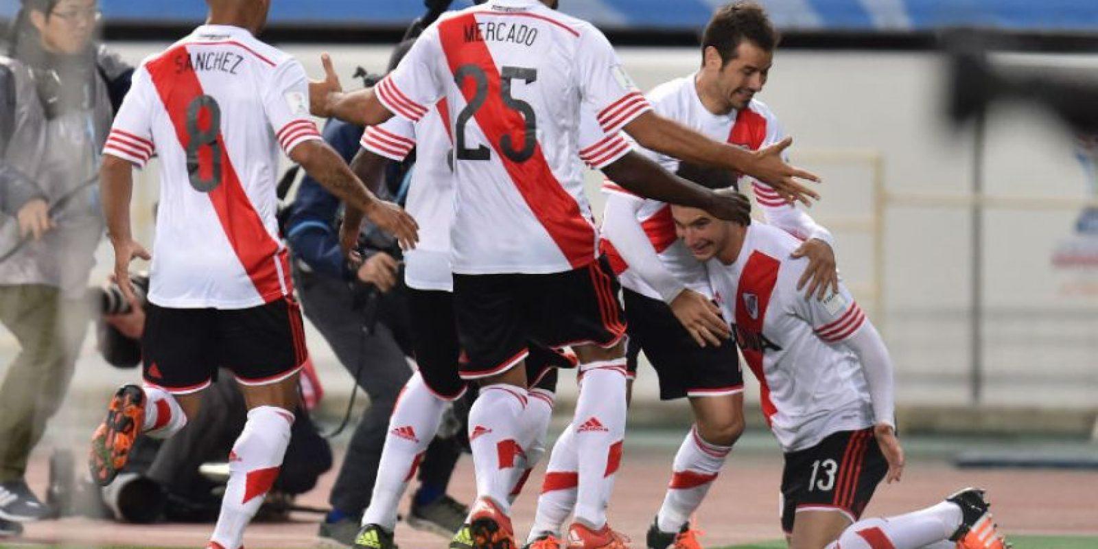 2. Nunca un equipo argentino ha ganado el Mundial de Clubes Foto:Getty Images