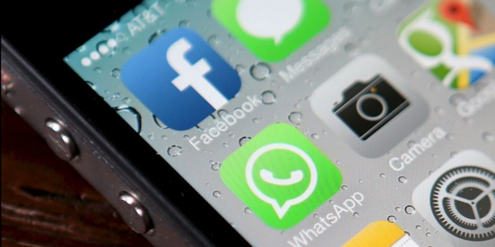 4- WhatsApp Trendy Blue. Foto:Tumblr