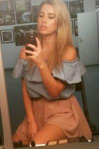 Es una modelo de Playboy y cantante croata Foto:Vía instagram.com/nivescelsius