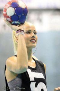"""La croata fue llamada la """"Deportista más guapa de los Juegos Olímpicos de Londres 2012"""" Foto:Vía facebook.com/TheAntonijaMisura"""