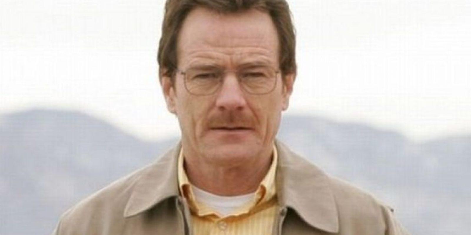 """""""Breaking Bad"""" es una serie de televisión dramática estadounidense Foto:Vía AMC"""