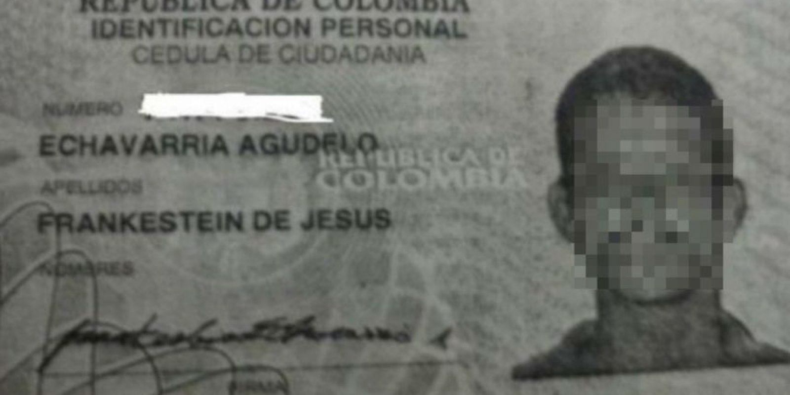 Frankestein de Jesús Foto:Recreoviral