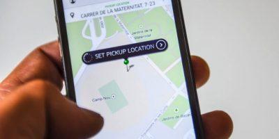 6- Dar un toque sobre la fecha. Foto:Uber