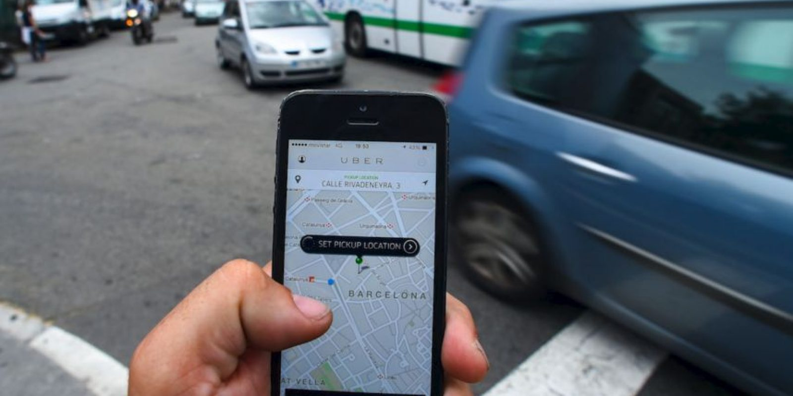 9- Un representante de Uber se pondrá en contacto con ustedes a través del correo electrónico con el que están registrados para dar seguimiento al problema. Foto:Uber