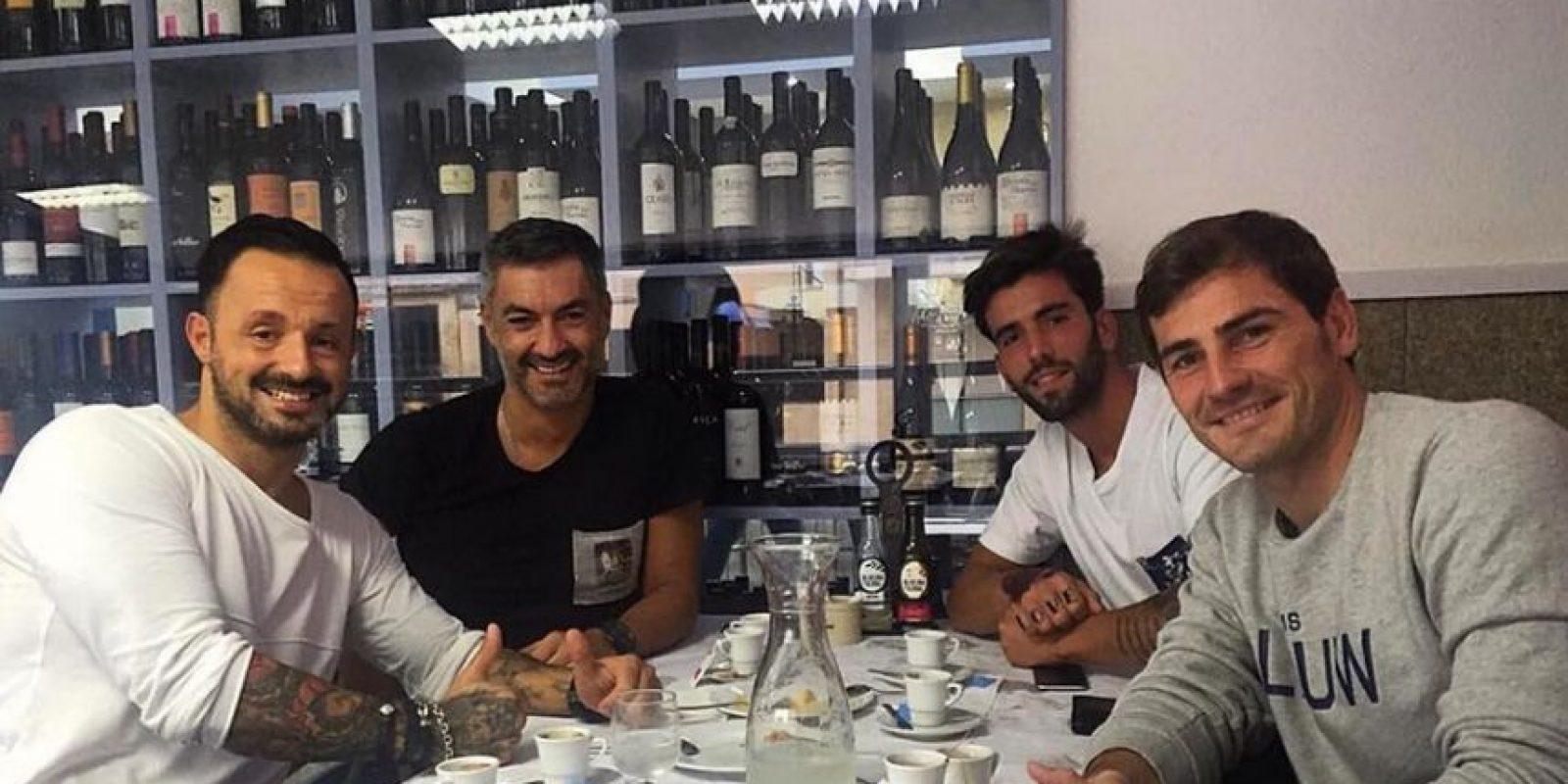 Foto:Vía instagram.com/ikercasillasoficial