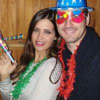 Al lado de su pareja Sara Carbonero. Foto:Vía instagram.com/ikercasillasoficial