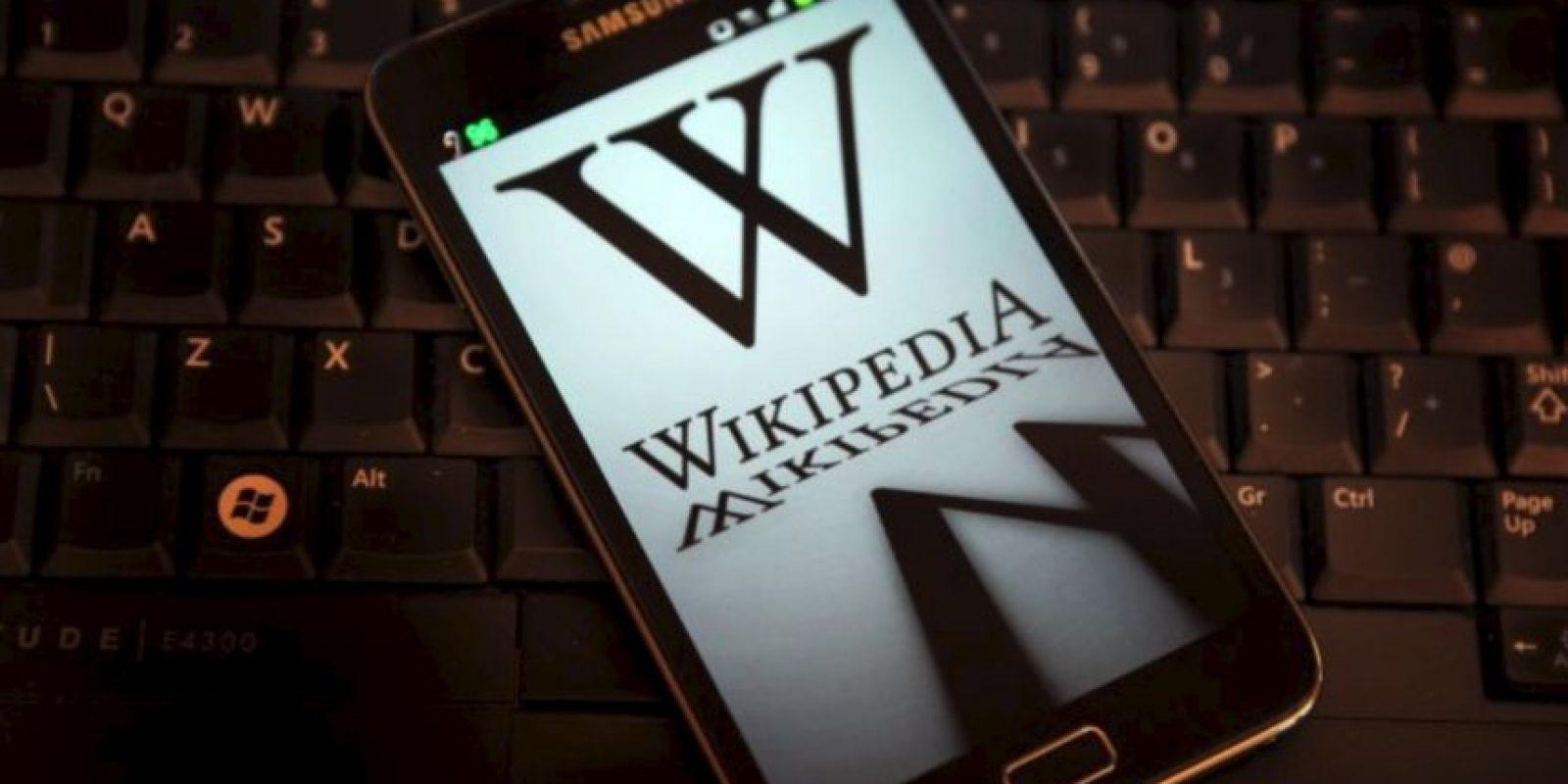 Las donaciones se destinan a tecnología para que Wikipedia funcione correctamente y para pagar salarios de sus 200 empleados. Foto:Wikipedia
