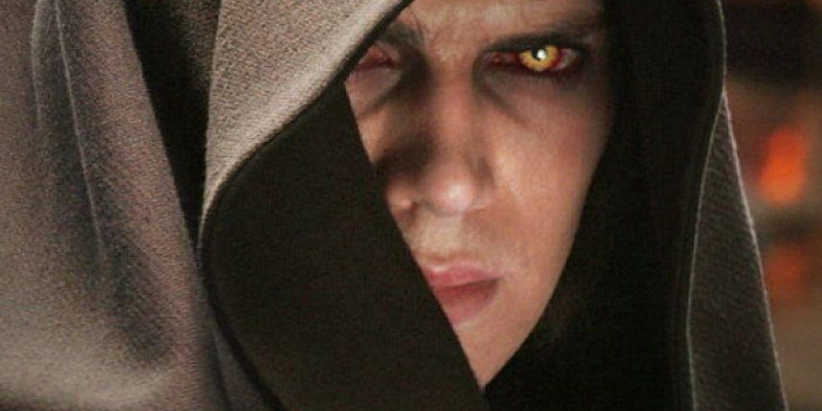 Hayden Christensen interpretó a Anakin Skywalker/Darth Vader adulto. Foto:vía 20th Century Fox