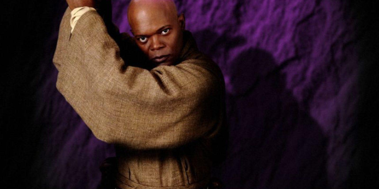 Samuel L. Jackson ha tenido bastantes roles en películas de culto y comerciales. Foto:vía 20th Century Fox