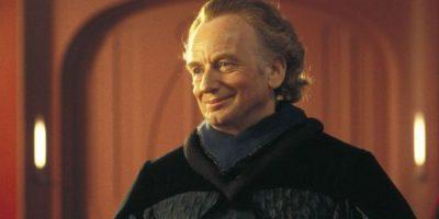 Ian McDiarmid interpretó al Canciller, luego Emperador Palpatine. Foto:vía 20th Century Fox