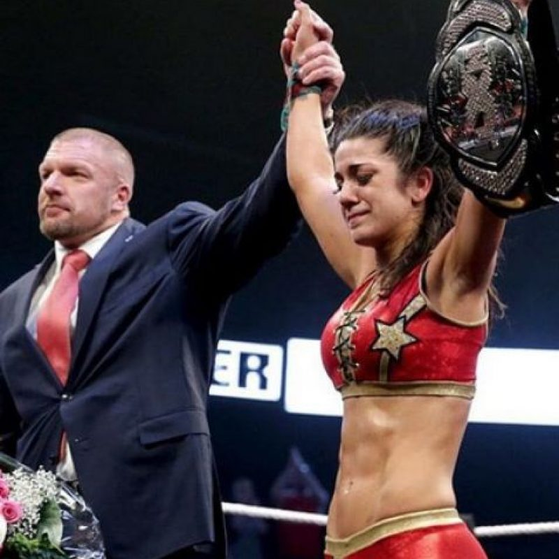 Bayley Foto:WWE