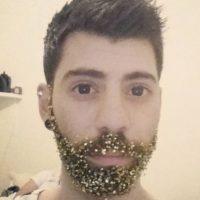 Si el año pasado eran las barbas/pinos de Navidas, ahora viene esto. Foto:vía Instagram