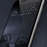 3.- Lector de huellas siempre activo en el modelo HTC, incluso mientras el teléfono está bloqueado o en reposo. Foto:HTC