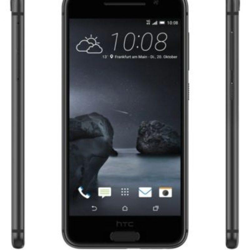 1.- El modelo de lujo de HTC permite cerrar todas las ventanas con un solo toque. Foto:HTC