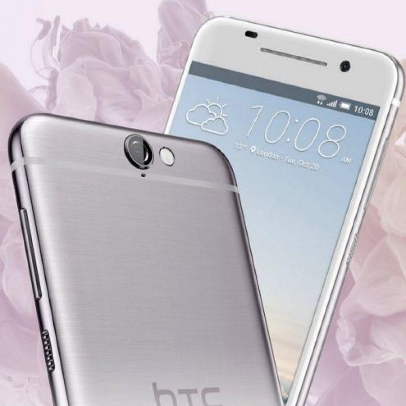 2.- El One A9 tiene un ligero retraso y sensibilidad de más al momento de tomar una fotos. Foto:HTC