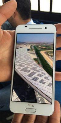 4.- El HTC One A9 permite extender espacio de almacenamiento hasta 64GB con micro SD. Foto:HTC